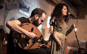 Basma Jabr & Orwa Saleh - Konzert @ Bandbühne