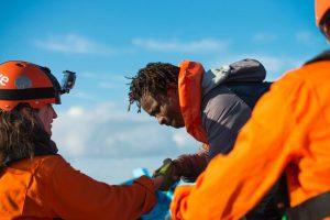 Sea Eye- Reflexion Weihnachtsmission und Kurzfilm @ Raum 6