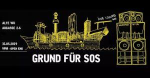 Dub Issues: SOS! @ dub