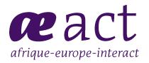 Afrique Europe Interact - Alarm Phone Sahara als Beispiel solidarischer Gegenstrategien @ Raum 1