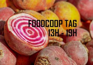 Foodcoop Tag @ Wolke