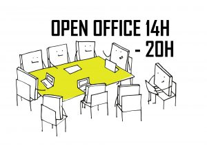 4lthangrund open office @ Wolke
