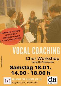 Technochor Workshop
