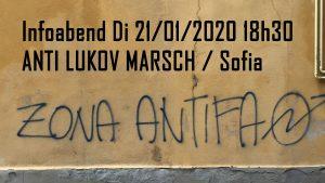 Infoabend: Sofia Antifa - Lukovmarch