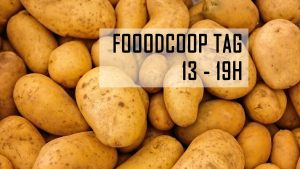 Foodcoop Tag @ Wolke, Kern C, 4.Stock
