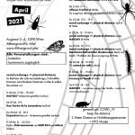 Programm April 2021