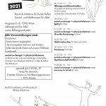 Programm Mai 2021
